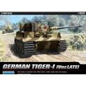 Academy 13314 Сборная модель танка Pz.Kpfw.VI Тигр I поздний выпуск (1:35)