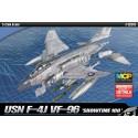 """Academy 12515 Сборная модель самолета F-4J """"Sнowtime 100"""" (1:72)"""