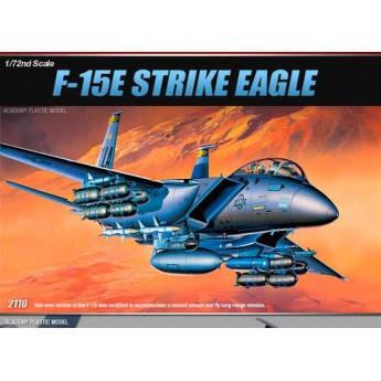 Academy 12478 Сборная модель самолета F-15E STRIKE EAGLE (1:72)