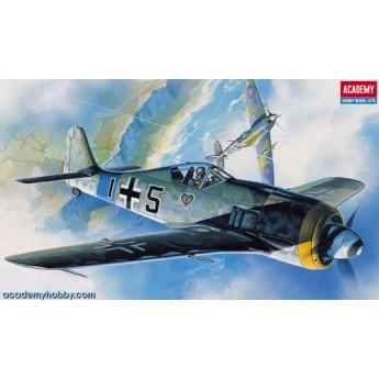 Модель самолета FOCKE-WULF FW190A-6/8 (1:72)
