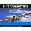 Academy 12490 Сборная модель самолета B-17G (1:72)