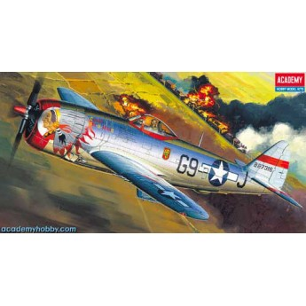 "Модель самолета P-47D ""BUBBLE-TOP"" (1:72)"