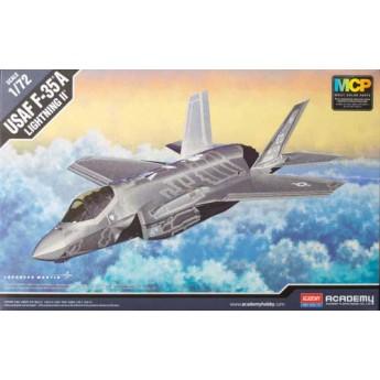 Academy 12507 Сборная модель самолета F-35A Lightining II (1:72)