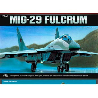Модель самолета M-29 FULCRUM (1:144)