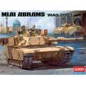 """Academy 13202 Сборная модель танка М1А1 """"Абрамс"""" в Ираке (1:35)"""