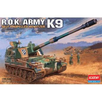 Academy 13219 Сборная модель САУ К-9 (1:35)