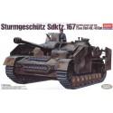 Academy 13235 Сборная модель САУ StuG IV (1:35)