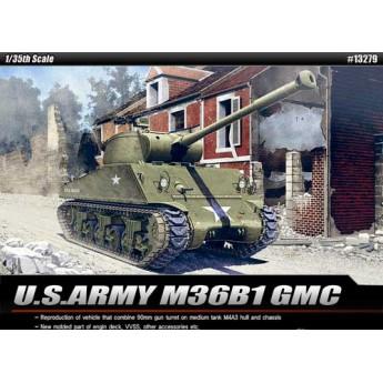 Модель танка U.S. ARMY M36B1 (1:35)