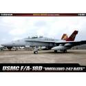 "Academy 12118 Сборная модель самолета USMC F/A-18D ""VMFA(AW)-242"" (1:32)"
