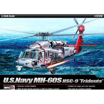 """Модель вертолета MH-60S HSC-9 """"Tridents"""" (1:35)"""