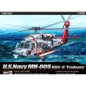 "Academy 12120 Сборная модель вертолета MH-60S HSC-9 ""Tridents"" (1:35)"