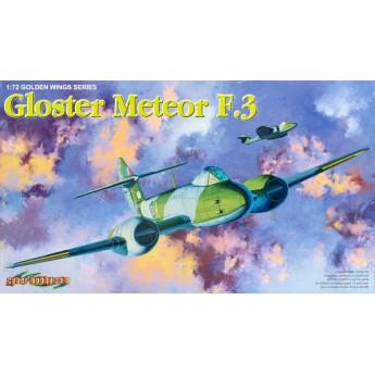 Dragon 5044 Сборная модель самолета GLOSTER METEOR F.3 (1:72)