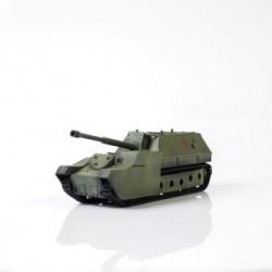 Модель советской САУ СУ-14-2