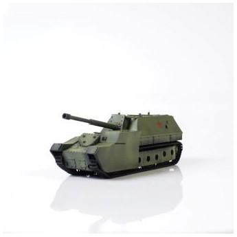 Модель советской САУ СУ-12-2