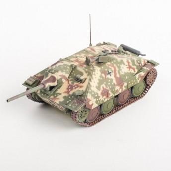 Panzerstahl 88033 Готовая модель САУ Hetzer (early) Stug. Abt. 1708 (1:72)