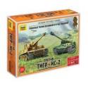 """Звезда 5200 Сборные модели танков """"Тигр против ИС-2"""". Подарочный набор (1:72)"""
