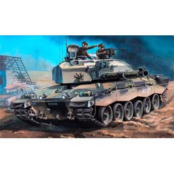 """Trumpeter 00308 Сборная модель танка """"Челленджер"""" II (1:35)"""