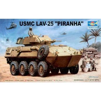 "Модель БТР LAV-25 ""Пиранья"" USMC (1:35)"