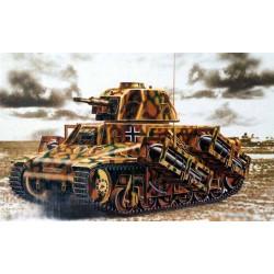 Модель танка SA-38 (1:35)