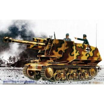 Модель САУ 105-мм LeFH(Sf) (1:35)