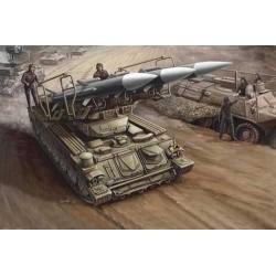 Модель танка Российский ЗРК «Куб» (1:35)