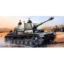 Модель IV b для 105 мм. гаубицы (Sd.Kfz165/1) (1:35)