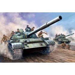 Модель танка Т-62 обр. 1962 г. (1:35)