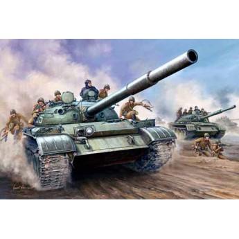 Trumpeter 00376 Сборная модель танка Т-62 обр 1962 г (1:35)