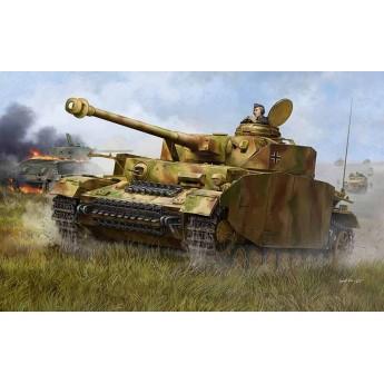 Модель танка Pzkpfw IV Ausf.H (1:16)
