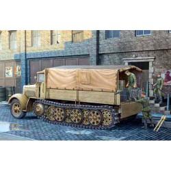 Модель 8-тонный транспортер (поздняя версия) (1:35)
