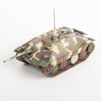 Panzerstahl 88034 Готовая модель САУ Hetzer (mid prod) 2 венгерская танковая дивизия Балатон март 1945 г (1:72)