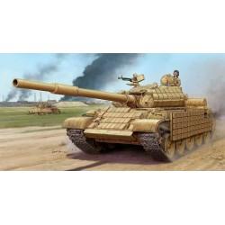 Модель танка T-62 ERA Mod. 1972 (Iraqi Regular Army) (1:35)