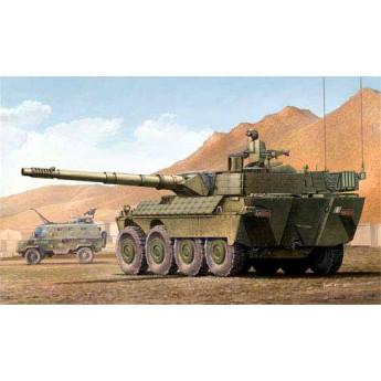 Trumpeter 01563 Сборная модель танка Centauro с доп бронированием (1:35)