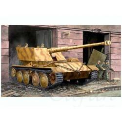 Модель САУ Крупп/Арделт 88-мм Pak43 (1:35)