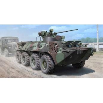 Trumpeter 01595 Сборная модель БТР Russian BTR-80A APC (1:35)
