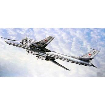 Модель самолета Ту-142 МР (1:72)