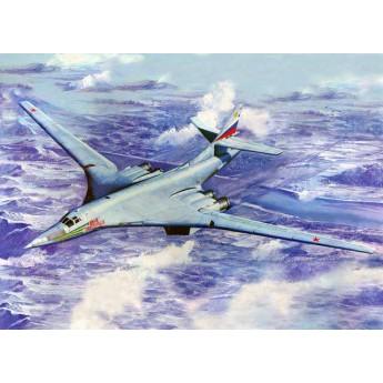 Trumpeter 01620 Сборная модель самолета Ту-160 (1:72)