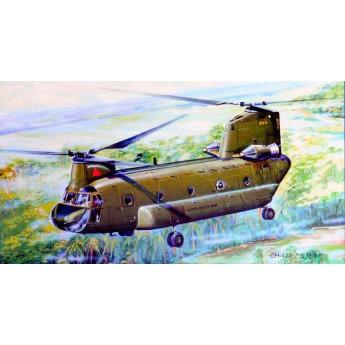 """Модель вертолета СН-47А """"Чинук"""" (1:72)"""