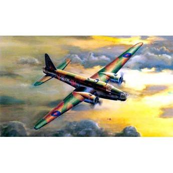 """Модель самолета """"Веллингтон"""" Мк.3 (1:72)"""