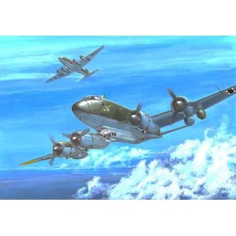 Модель самолета FW 200 C-3 Condor (1:72)