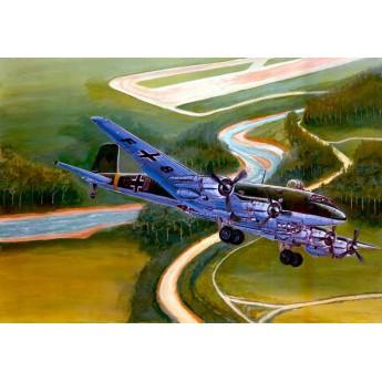 Модель самолета FW200 C-4 Condor (1:72)