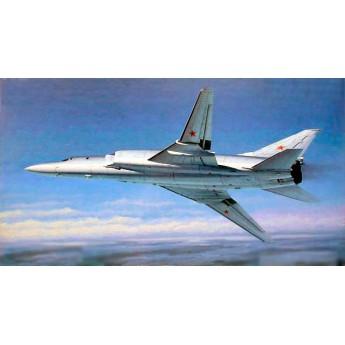 Модель самолета Ту-22М2 (1:72)