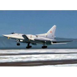 Trumpeter 01656 Сборная модель самолета Ту-22М3 (1:72)