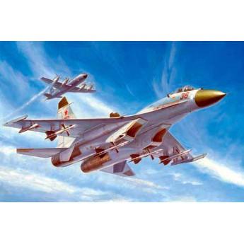 Модель самолета Су-27 ранний (1:72)