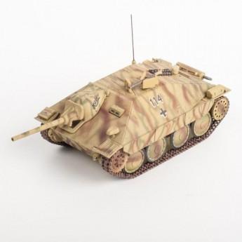 """Panzerstahl 88035 Готовая модель САУ Hetzer (early) """"Hilde"""" Чехия апрель 1945 г (1:72)"""
