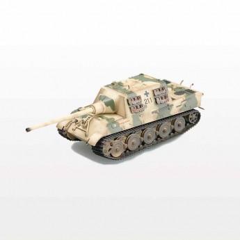 Easy Model 36110 Готовая модель САУ Ягдтигр Хеншель 512 батальон (1:72)