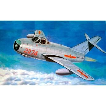 Модель самолета МиГ-17ПФ (1:32)