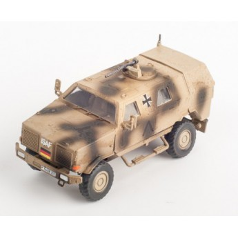 Модель бронеавтомобиля ATF Dingo 1 – ISAF