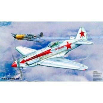 Модель самолета МиГ-3 (1:32)
