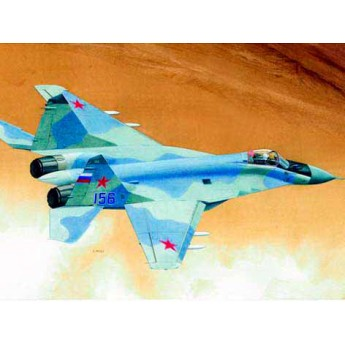 Модель самолета МиГ-29М (1:32)